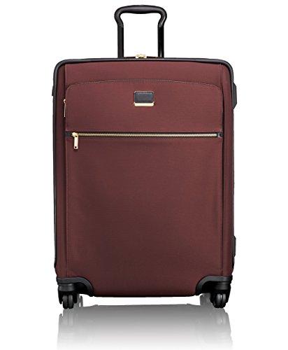 Tumi Larkin, Maleta expandible para viajes cortos Jess con 4 ruedas, 66 cm, 84 L, Bordeaux, 073764BRD