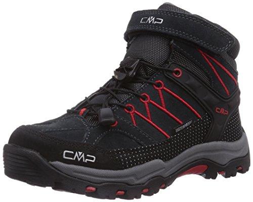 CMP RIGEL, Chaussures de randonne garon - Gris - Grau (ANTRACITE U423), 30 EU