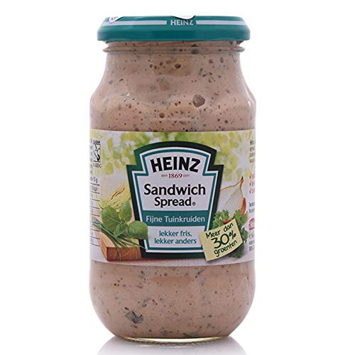Heinz Sandwich Spread Garten Kräuter 300g