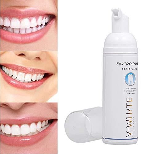 Hook.s 60ml Schaum Zahnpasta Flüssigkeit Tiefenreinigung Zahnaufhellung Zahnpasta