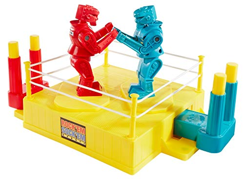 ​Rock 'Em Sock Em Robots: you control...