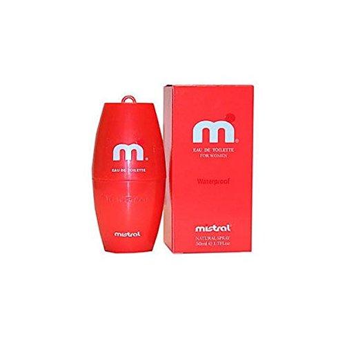 Mistral Waterproof Woman 50 ml Vapo
