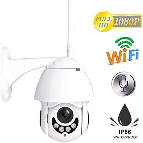 Why Should You Buy Outdoor Security Camera HD 1080P WiFi Wireless Surveillance IP Camera with Motion...
