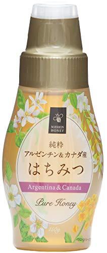 日新蜂蜜 純粋アルゼンチン&カナダ産はちみつ 150g