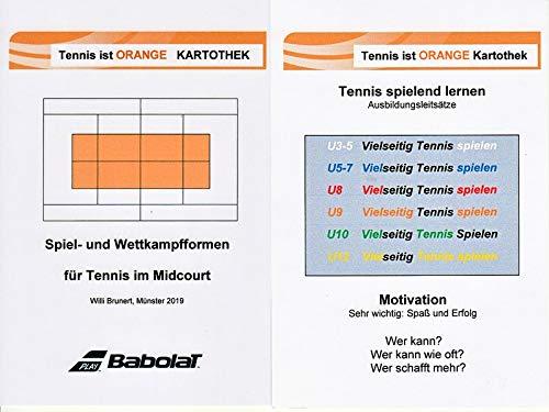 Spiel- und Wettkampfformen für Tennis im Midcourt - Training