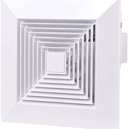 Release Extractor de baño, Extractor de Cocina, Techo, Cocina/baño/Sala de Estar/Dormitorio, Extractor de Techo, Extractor de Techo Integrado (Size : Diameter 100)