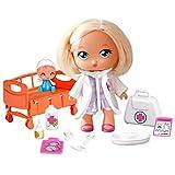 Barriguitas 700015041 - Bambola Dottoressa Clinica