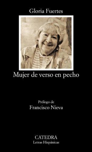 Mujer de verso en pecho: 388 (Letras Hispánicas)