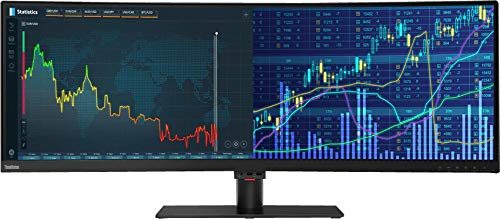 Lenovo Thinkvision P44W-10 - Monitor