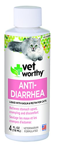 Vet Worthy Anti-Diarrhea for Cats (4 oz)