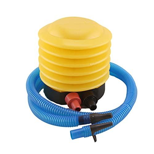 JJyy Bombas de aire eléctricas portátiles colchón de aire barco coche auto hogar bombas inflador