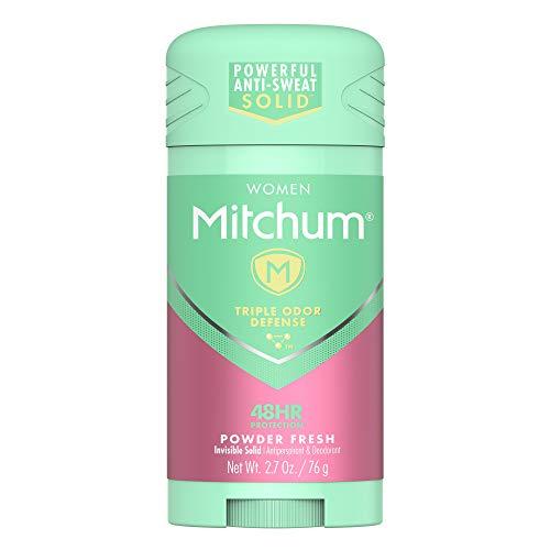 Mitchum Women Stick Solid Antipersp…