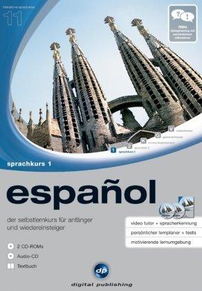 Preisvergleich Produktbild Interaktive Sprachreise 11: Spanisch Teil 1