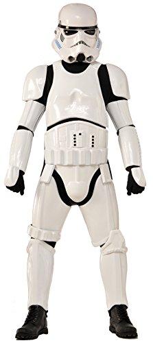 Star Wars - Disfraz Stormtrooper edición Suprema para Adultos (Rubie'S Spain 909866)