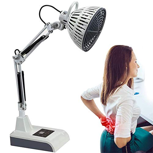BEIAKE Far Infrared TDP Lamp with Smart Touch Display Adjustment Heating Lamp for Neck And Shoulder Pain Relief Desk Therapy Lamp