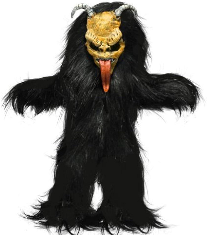 Mezco Living Dead Doll Krampus Black and Tan