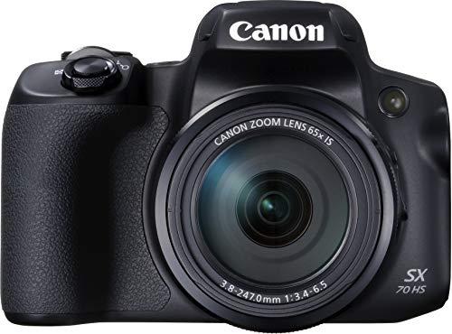 Canon PowerShot SX70 HS - Black