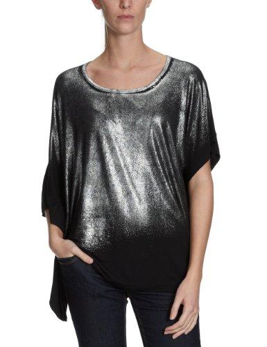 Calvin Klein CK Camiseta de Mujer kwp149jdn00 Negro (999) 42