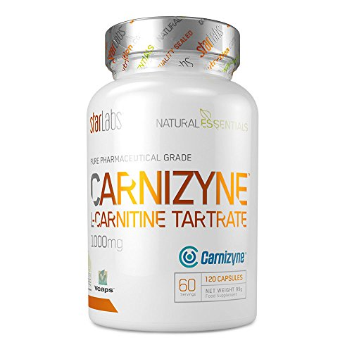 Starlabs Nutrition Carnizyne Ultrapure L-Carnitine Tartrate