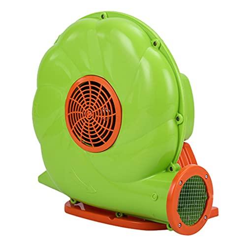 Massage-AED Soplador para Castillo,Hinchable Ventilador de Aire Eléctrico para Juguetes Inflables
