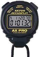 Accusplit AX725 AX Certified Pro Memory Series Stopwatch