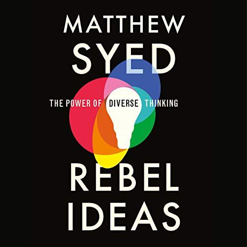 Rebel Ideas audiobook cover art