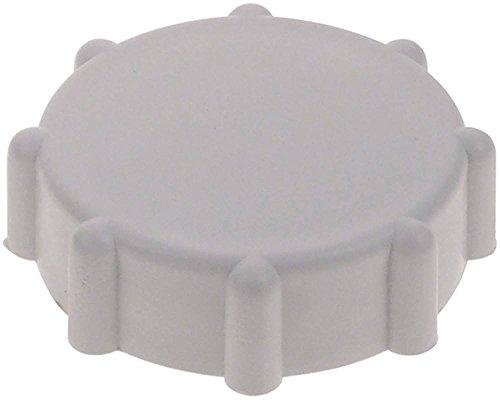 Horeca-Select deksel voor vaatwasser voor zoutreservoir ø 61mm