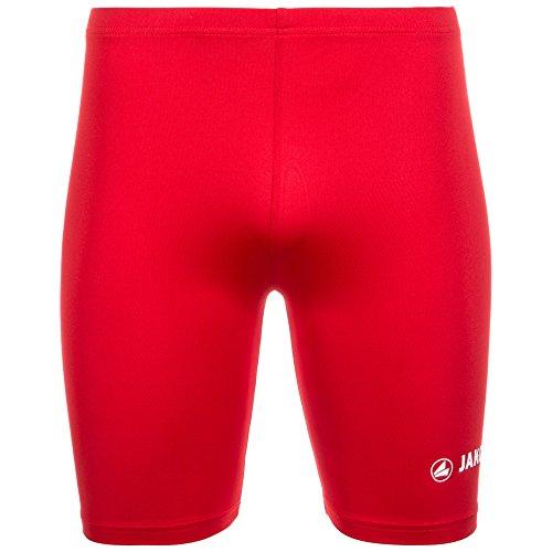 JAKO Herren Tights Basic 2.0, Rot, XL, 8516