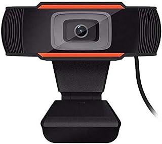 كاميرا الويب Usb، كاميرا الويب A870 للتوصيل والتشغيل مع ميكروفون لاجراء مكالمات الفيديو وتسجيل الفيديو للكمبيوتر المكتبي و...