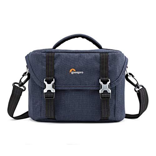Lowepro Lowepro Scout 140 - Bolsa de hombro para cámara, color azul pizarra