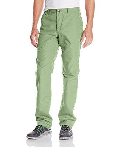 Mountain Khakis Men's Poplin Pant Slim Fit, Sage, 32W 30L