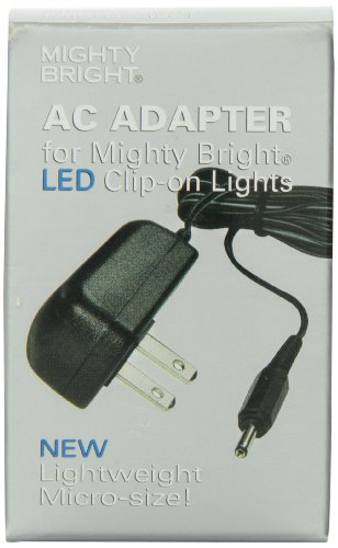 LED Ac Adapter (American Plug): Mighty Bright (Accessories)