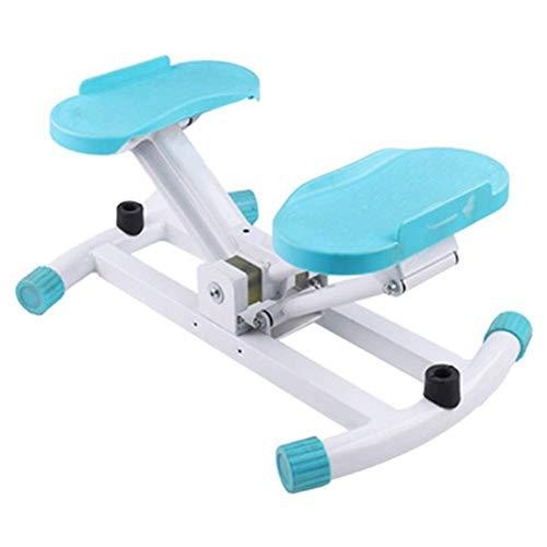 YF-SURINA Equipo de gimnasia Equipo de deportes de interior Stepper, Pedal de fitness Fitness Home Nuevo-Mini Cinta de correr multifuncional para el hogar Equipado Tranquilo Pedal de pérdida de peso