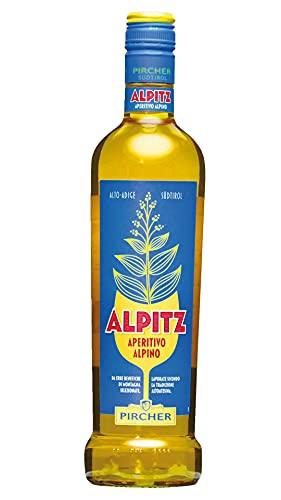 Pircher Alpitz Aperitivo Alpino Likör - fruchtiger Aperitif aus Südtirol (1 x 1000 ml)