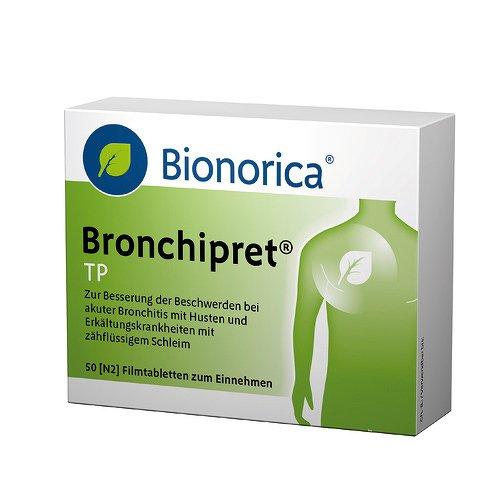 Bronchipret TP Filmtabletten, 50 St. Tabletten