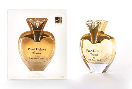 Jean Pierre Sand Pearl Deluxe Crystal EdP for Women, 50 ml