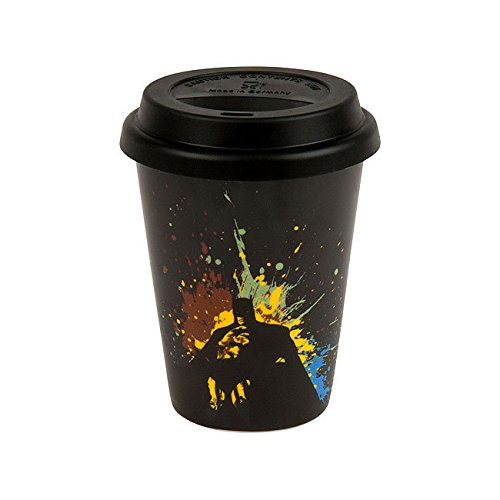 Könitz Coffee-to-Go Mug - Batman - Bat Splash