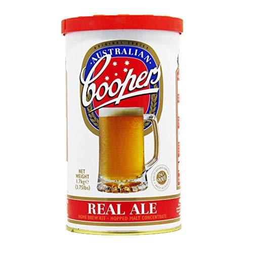 Palucart Malto Real Ale per Birra Artigianale Fatta in CASA Birra Artigianale Malto PREPARATO Malto in Barattolo