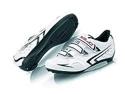 XLC Adult Road Shoes CB-R04, White, 43