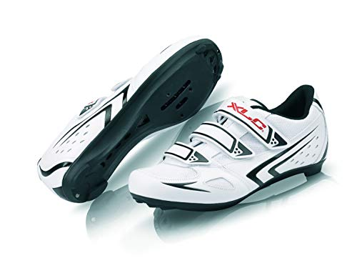 XLC 2500080200 Zapatillas Road CB-R04, Blanco, 40