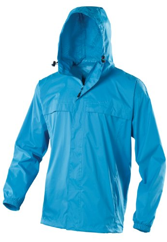 Gelert Regenjacke Rainpod, atmungsaktive, Rapid Blue, L, BTH157050DD