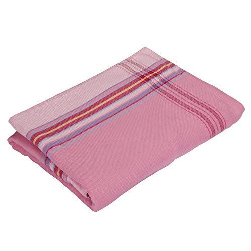 東京 西川 今治タオル バスタオル ガーゼ & パイル 洗うたびふっくら ムースパフ 日本製 ピンク TT10352070P