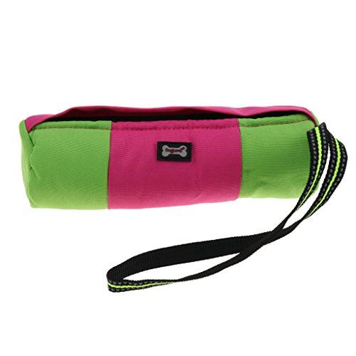 PETSOLA Futterbeutel Leckerlibeutel Futtertasche Hunde Trainingstasche Für Hundeerziehung Outdoor Aktivitäten