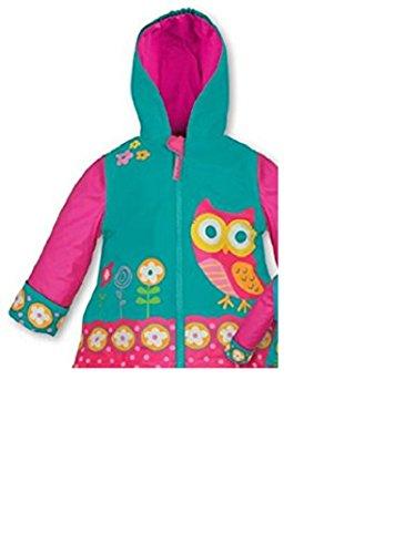 Uilen Uil Owl Owls Stephen Joseph kinderregenjas regenjas maat 116/122