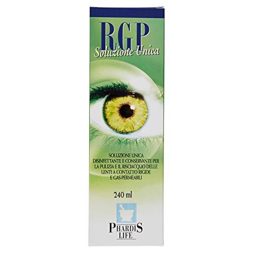 Phardis Life – Einzigartige Lösung für Kontaktlinsen mit starrem Gas-Einbrennsystem