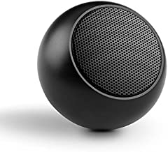 Mini Wireless Speaker with Handsfree Microphone with Remote Shutter Lightweight Black for Amazon Kindle Fire HDX 8.9 7 HD 8.9 7 6, DX, 8 10 - iPhone X SE 8 Plus 7 Plus 6S Plus 6 Plus 5S