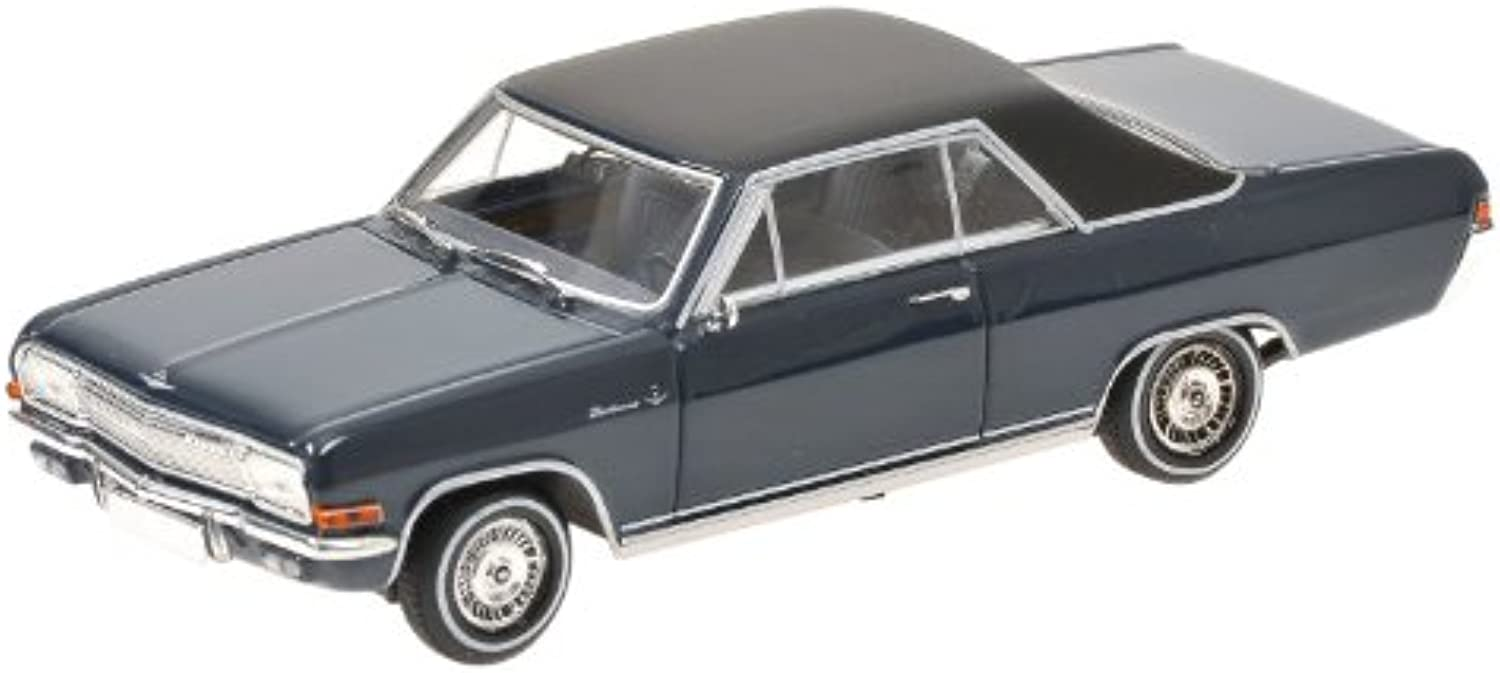 Opel 1  43Scale 1965Diplomat V8Coupe (Blu)