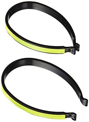 Silverline 521812 - Clips de pantalón reflectantes para cic