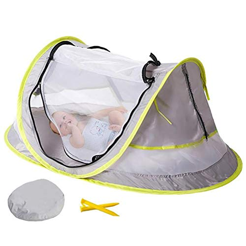 Barture Baby Beach Tent, UV Protected Tent, Foldable Mosquito Net, Indoor And Outdoor Tents, Summer Sports Toys For Kids Beach Fun