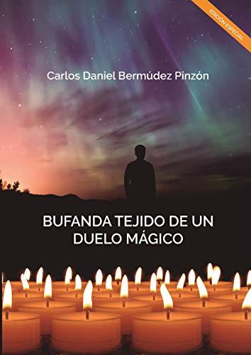 BUFANDA TEJIDO DE UN DUELO MÁGICO